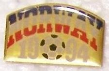 Hat Lapel Pin sports Soccer Team Norway NEW