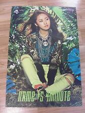 4Minute - Name Is (Gayoon) [Original Poster] *New* K-Pop