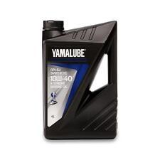 Yamaha Yamalube 4 Tiempos sintéticas fuera de borda Motor Oil - 4l 10w 40
