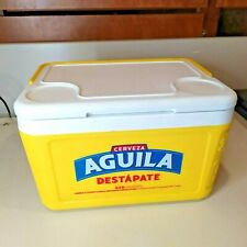 Aguila Cerveza Cooler Colombia 6 Pack Man Cave Outdoor Camping Travel