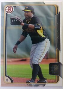 2015 15 Bowman Josh Bell Rookie RC #164, Pittsburgh Pirates