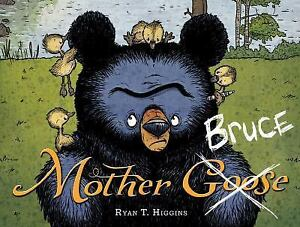 Mother Bruce - Hardcover By Higgins, Ryan T. - GOOD