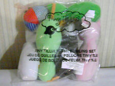 Avon Tiny Tillia Plush Bowling Set - Soft & Safe - New in package! (Retired)