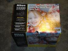 Box for Nikon D3300 Camera 2-Lens Kit Bundle