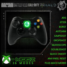 Controller gamepad Xbox 360 S per videogiochi e console