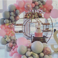 100PCS Pink Pearl Latex Balloons Helium Balloon for Wedding Birthday Party Decor