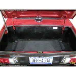 Hushmat Thermal Acoustic Insulation 612944; Trunk Kit for 94-98 Ford