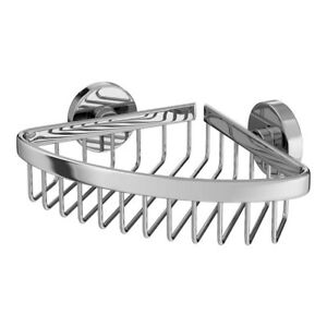 Orion Corner Soap Basket - Chrome New