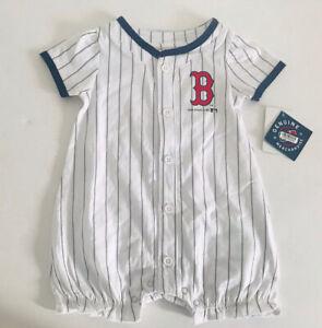 Genuine Merchandise Boston Red Sox Bodysuit Size 3-6M NWD