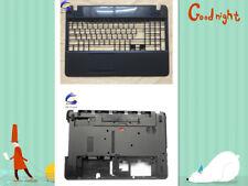New For Gateway NV52L NV56R NE56R Palmrest Upper Case & Bottom Case Cover Black