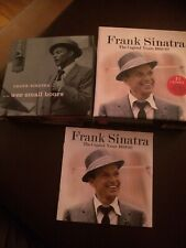 Frank Sinatra - The Capitol Years 1953-62 - 12 CD Set With Booklet In Vgc