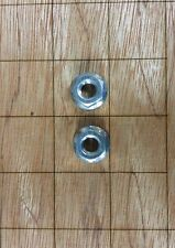 2 bar nuts (one pair) HUSQVARNA chainsaw 181 266 61 2100 280 US Seller