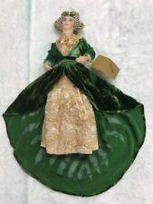 """Kathy Redmond Porcelain Doll Elain 15"""" Exquisite Rare"""