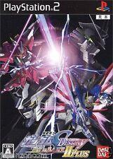 Used PS2 Gundam Seed Destiny Federation vs Zaft SONY PLAYSTATION JAPAN IMPORT