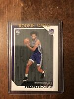 2018-19 Panini Hoops Basketball RC Marvin Bagley III #258