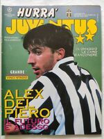 HURRA' JUVENTUS N. 12 DICEMBRE 1995 DEL PIERO DI LIVIO UMBERTO AGNELLI CONTE