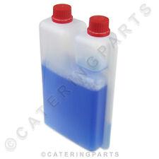 BOTTIGLIA da 1 litri di latte Schiumatore Latte Detergente per i server STEAM BACCHETTE CAPPUCCINO Makers