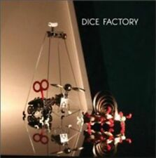 Dice Factory, Dice Factory CD   5028159000189   New
