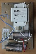 Dakal full gear tray ballast ignitor capacitor for 250w metal halide HID bulb