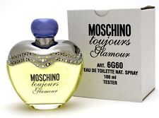 Glamour Toujours By Moschino 3.4 Oz EDT New in TST Box