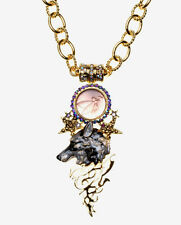 KIRKS FOLLY ~NEVER RELEASED~ LONE WOLF ASTRAL FAIRY MAGNETIC ENHANCER NECKLACE