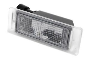 OEM NEW Rear License Plate Lamp Rear Right or Left 10-19 Corvette CTS 13502179