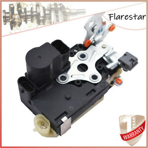 Door Lock Actuator Front Passenger Right Side for Chevy GM 931-319