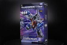 MISB in USA - Transformers Cloud Series TFC-D02 Starscream w/ Comic Takara