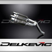 "Yamaha MT-03 8"" Mini Carbon Fiber Round Muffler Exhaust 05 06 07 08 09 11 12 13"