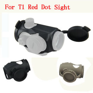 HOT Sporting Protective Sleeve Reflex Cover Eye Relief For T1 Red Dot Sight
