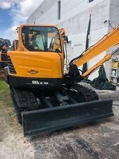 Hyundai Robex 80cr-9A Mini Excavator
