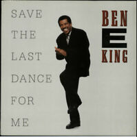 Ben E. King Save The Last Dance For Me UK vinyl LP album record MTL1013 EMI