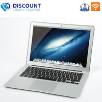 "Apple MacBook Air 13"" Laptop Core i5 4GB 256GB Bluetooth Wifi Webcam OS Mojave"