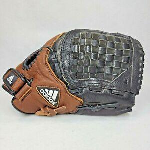"Adidas CL 1300 RHT Baseball Glove 13"" Right Hand Throw ClimaLite Black / Brown"