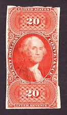 Us R98a $20 Conveyance Revenue Used F-Vf appr Scv $175