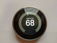 Nest Programmable Thermostat 3rd Generation (A0013)