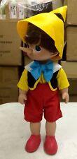 """Precious Moments Disney Classic Pinocchio 12"""" Doll #4961"""