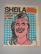 CHARLIE HEBDO n°514  - Mercredi 17 septembre  1980