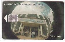 Comoros Chip Phonecard - COM-21 Centre des Télécommunications - Used/Usagée