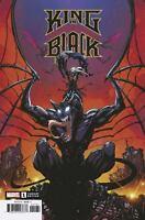 MARVEL COMICS KING IN BLACK #1 COELLO DRAGON VARIANT 1:50 1ST PRINT 2020