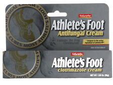 Set of 6 Natureplex Athletes Foot Anti fungal Cream 1.25 oz NEW