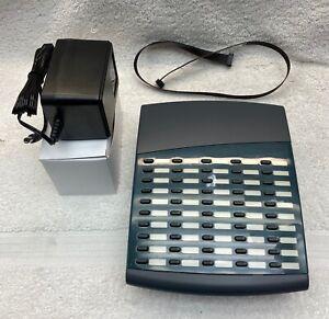INTER-TEL AXXESS MITEL 8450 50 KEY DSS 550.8450 A GRADE CONDITION + POWER SUPPLY
