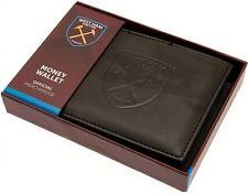 West Ham United FC Debossed Wallet Official Licensed Product
