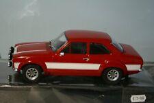 Triple 9 Ford Escort Mk1 Red 1:18 T9-1800133