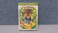Pokemon Battle Frontier - volume 1 DVD