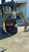 Mathey Dearman 6sa Manual Saddle Pipe Beveling Machine 28 36
