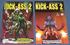2 Issue Lot Of Kick Ass 2: #2 & 4