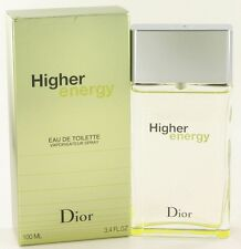 Higher Energy Christian Dior men cologne edt 3.4 oz 3.3 NEW IN BOX