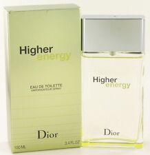 Higher Energy Christian Dior men cologne edt 3.4 oz 3.3 NEW IN BOX