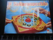 ♥ Gioco Scatola Tavolo Società Vintage Play Board Game eg SALTARANOCCCHIO ♥